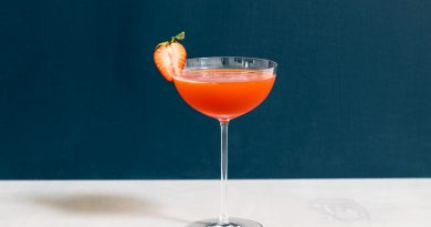 BITTER VALENTINE: A BITTER TEQUILA COCKTAIL FOR VALENTINE'S 2