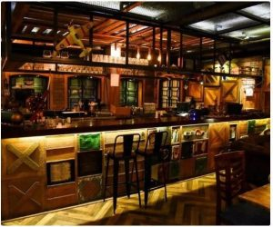 Kickstart your weekend with these top 10 bars in Delhi! 9