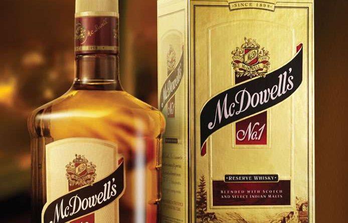 Top 5 best- selling spirit brands 1