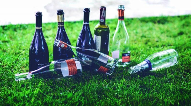 How to recycle alcohol 1