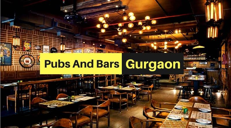 Have a blast this weekend with these top 10 bars in Gurgaon 1
