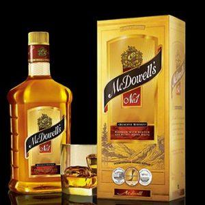 Top 5 best- selling spirit brands 4