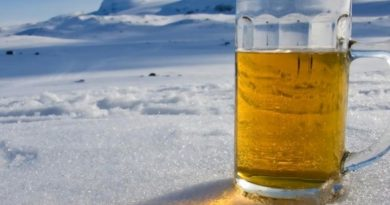 The myth about getting drunk at higher altitudes! 5