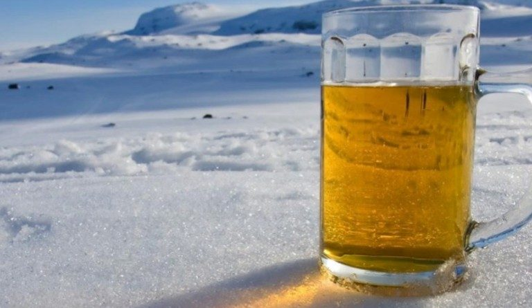 The myth about getting drunk at higher altitudes! 1