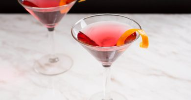 The best Cosmopolitan recipe you can try now! 1