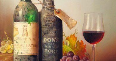 5 top vintage wines 2