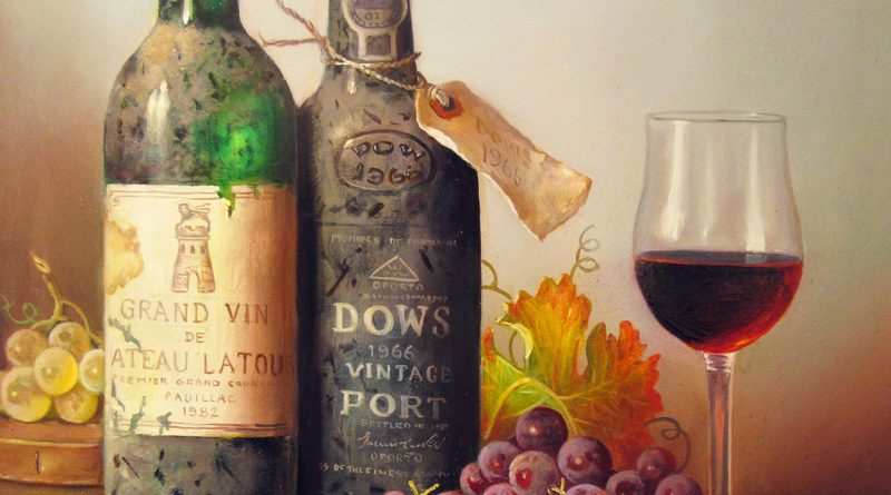 5 top vintage wines 1