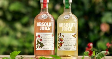Absolut launches fruit flavoured vodka 6