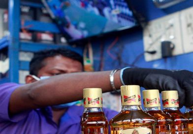 Maharashtra govt. allows home delivery of alcohol 1