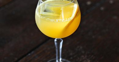 How to Make The Best Mimosa cocktail 4