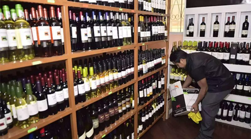 Wine dealers seek 45 day tax relief 1