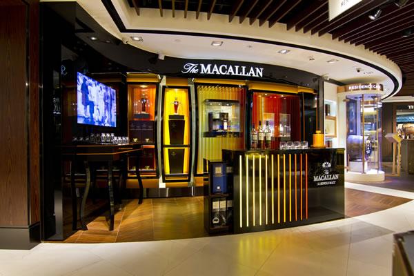 """Macallan whisky malts."">"