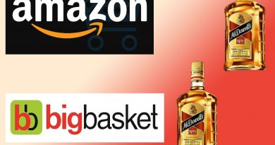 Amazon and Big basket set to deliver alcohol in India 3