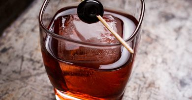 Boulevardier cocktail recipe 2