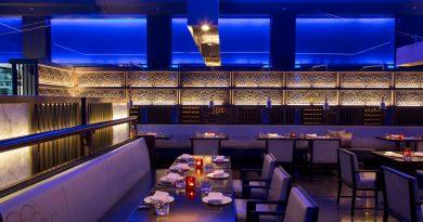 Dine in this luxurious bar cum restaurant - Hakkasan 2