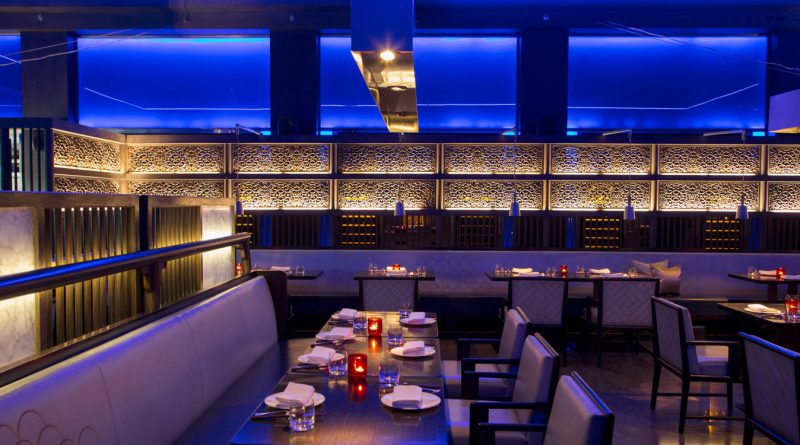 Dine in this luxurious bar cum restaurant - Hakkasan 1