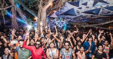 Pebble, Bangalore: An open air themed space bar 1