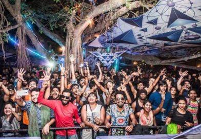 Pebble, Bangalore: An open air themed space bar 12