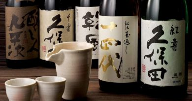 Is Sake Wine or Beer  ? 6