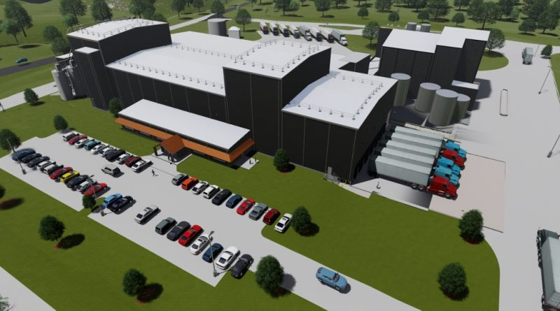 Diageo building a $130 million carbon neutral distillery 18