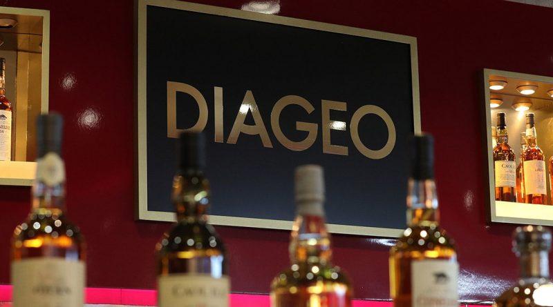 """""""Diageo bottles."""">"""