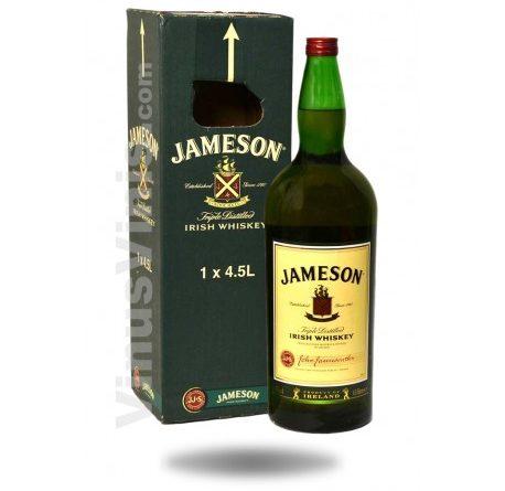 """""""Jameson irish whisky box with bottle."""">"""