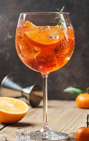 Cocktail - Aperol Spritz 16
