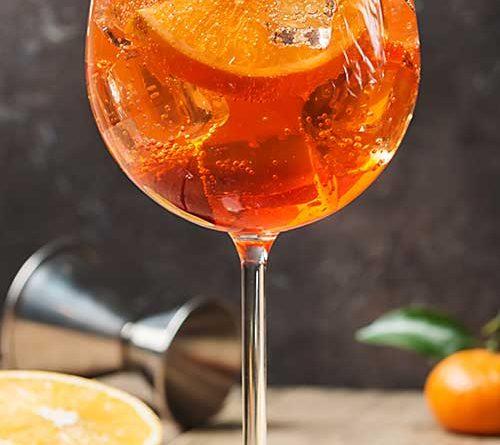 Cocktail - Aperol Spritz 13