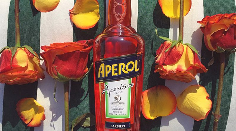 Europe's favorite - Aperol 18