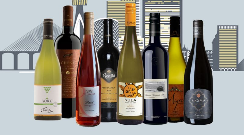 Indian top wines within Rs 2,000 12