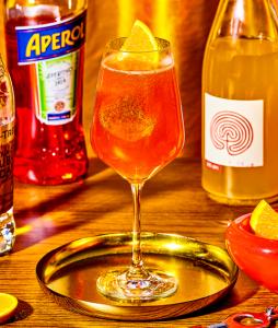 Cocktail - Aperol Spritz 2