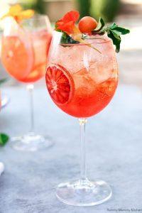 Cocktail - Aperol Spritz 3