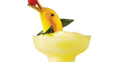 Banana Daiquiri 1