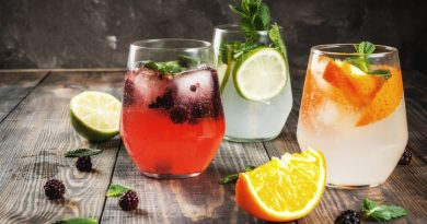 5 Low calorie alcohols to keep you light 1