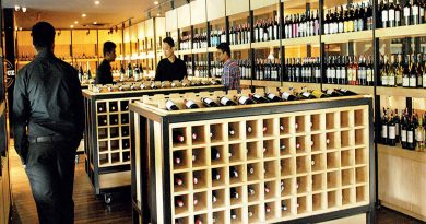 Lucknow malls are opening premium booze shops 4