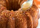 Best rum cake at home