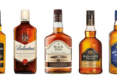 Best affordable whiskies in India 20