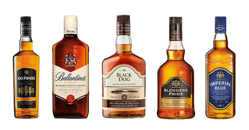 Best affordable whiskies in India 1