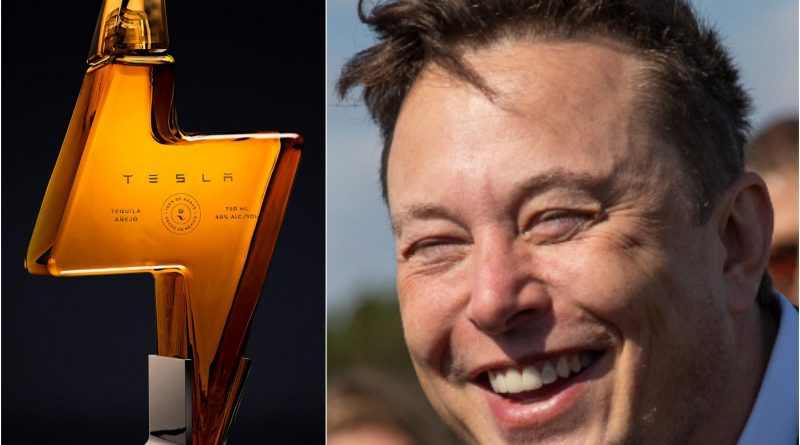 Tesla known for electric cars, launched Tequila starts at $250 1
