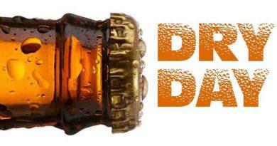 Dry Days Calendar 2021 2