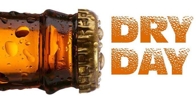 Dry Days Calendar 2021 1