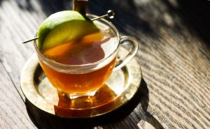 Festive non alcoholic drink - Wassail punch 2