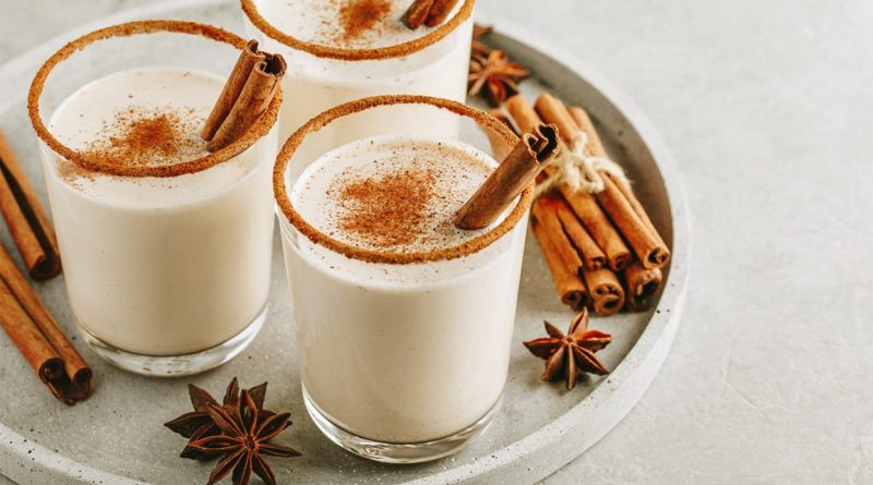Winter Favorite- Eggnog 1