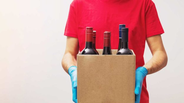 There is strong demand for alcohol home delivery in Delhi 19