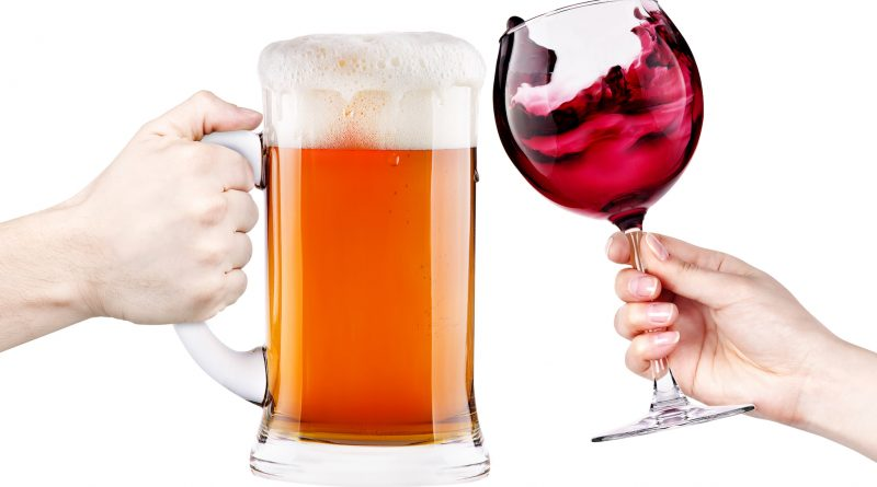 Beer and wine hiccup continues in 2021 21