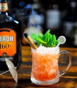 Strongest liquors with very high 80% alcohol 4