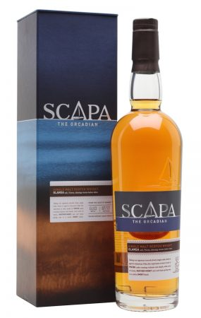 Try this whisky : Scapa Glansa 13