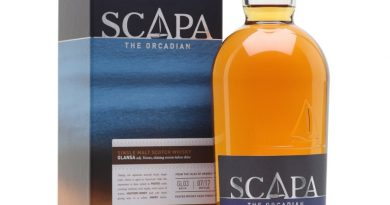 Try this whisky : Scapa Glansa 4