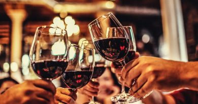 Wine health benefits 5